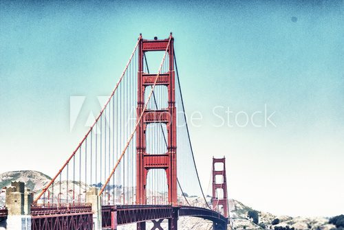 Fototapeta Golden Gate Brid