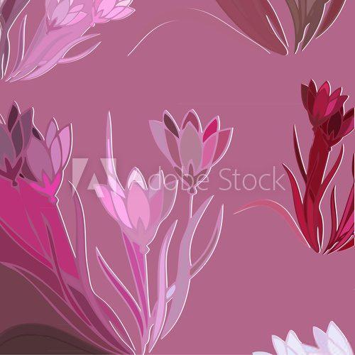 5f9d5392898272 delikatne kwiaty lilii - Kwiaty - Fototapety - FIXAR.pl