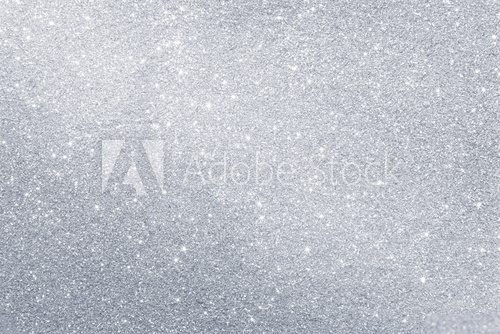 Fototapeta Abstract silver background