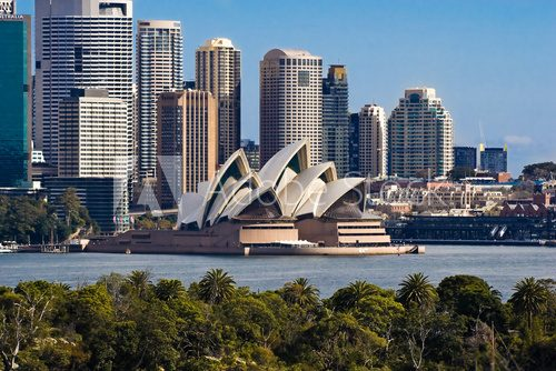 Obraz Sydney Opera House and Skyline