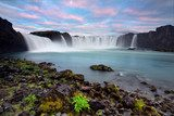 Fototapeta godafoss the waterfall of gods