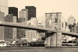 Fototapeta Nowy Jork Brooklyn Bridge