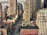 Fototapeta Streets of Midtown - Manhattan, Nowy Jork