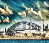 Fototapeta Sydney Harbour Bridge