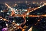 Obraz Bangkok Interchange Highway, Tajlandia