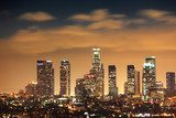 Obraz Downtown Los Angeles skyline