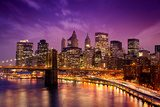 Obraz Nowy Jork Manhattan Pont de Brooklyn