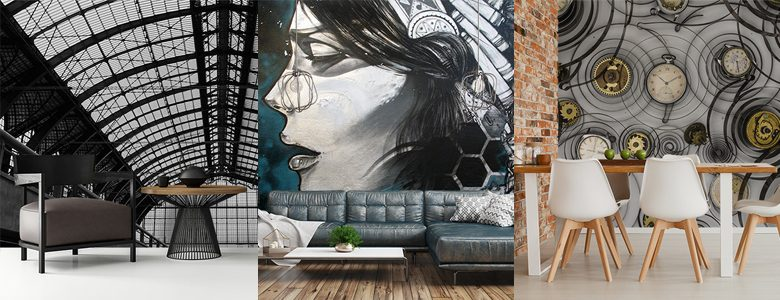 Loft Czyli Wielkoformatowe ściany Fixar Blog