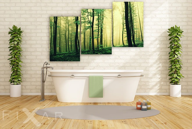 Inspiracje Obrazy I Plakaty Do łazienki