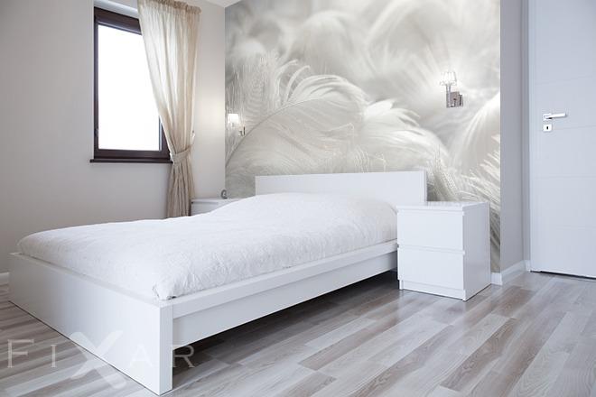 Fototapety cienne do sypialni