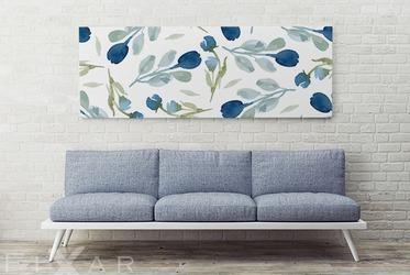 W Zieleni łąkowych Kolorów Kwiaty Obrazy I Plakaty